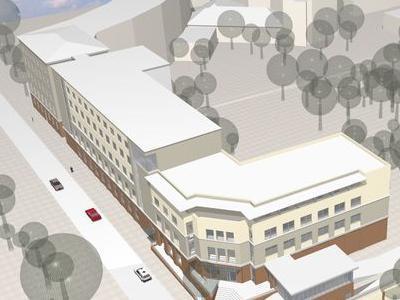 Budynki i projekty budynków zagospodarowania 75