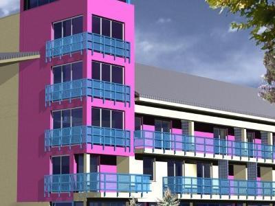 Budynki i projekty budynków zagospodarowania 37